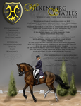WS Stable Poster by Tigra1988