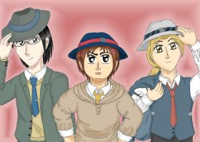 Too young for bishounens, too old for shota? by Oljum