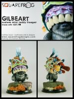 Gillbeart profile by SquareFrogDesigns