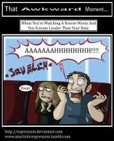 That Awkward Moment: Screamers by Expression