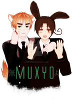 {Deviant ID} Carrots and Chocolate by Muxyo