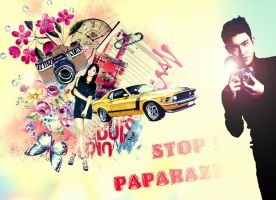 Stop Mr Paparazzi by takakoinwonderland