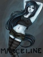 Marceline the Vampire Queen by PrismSky