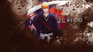 Ichigo Wallpaper 1080p by Omegas82128