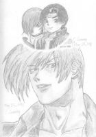 Iroi and Kyo in Memory by kelch12