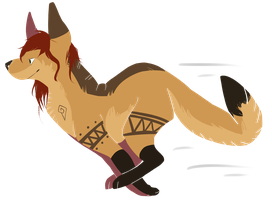Fawn by crownedmutt