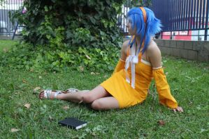 Levy McGarden in Malaga by Belcosplay