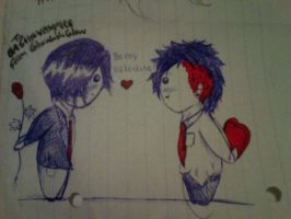 Frerard-Thank-You by GHOULISHGLOW