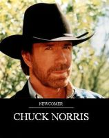 SSBB Newcomer- Chuck Norris by TheUltamate