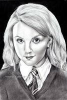 Luna Lovegood by han23