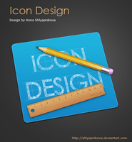 Icon Design by shlyapnikova