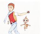 Tony Stark - Pokemon Trainer by EmailinasBrother