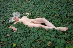On a bed of leaves by AlexandraB24
