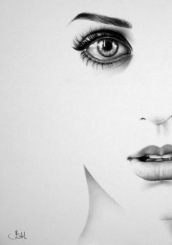 The Half Series - Katy Perry by IleanaHunter