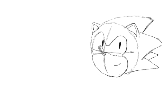 WIP: Sonic and Knuckles by Luigidrawer98