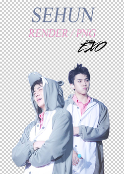 EXO - Sehun // Render // Pack PNG by EXOEDITIONS