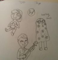 The Twenty One Pilots Page by TheEpicWingedWolf