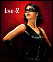The Superhero Known as Lyn-Z by saramondo