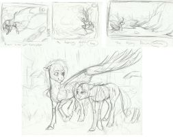MLP- Thumbnail sketches by Earthsong9405