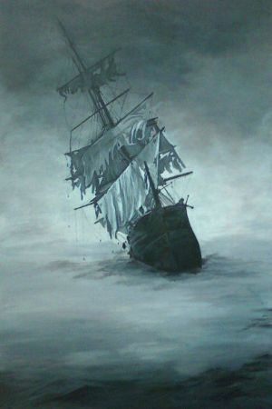 Ghost Ship by CarrieAnneH