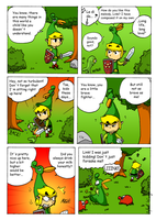 The Minish Cap - EN Version by Comic-Ray
