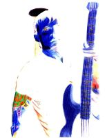 bassist by Save-Me-From-Me