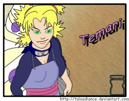 My Temari Wallpaper by tulsadlance