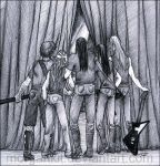 metalocalypse:the first gig by morgankit