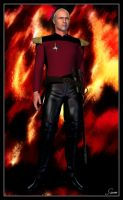 Mirror Picard by celticarchie