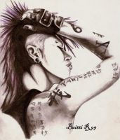 Miyavi finished by Baitti