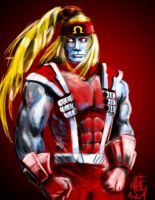 Omega Red by chrismoet