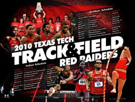 10 ttu track poster by Satansgoalie