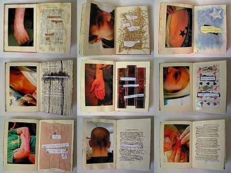 Book of Scars by lostbooks