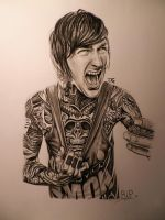 RIP Mitch Lucker by Davis53