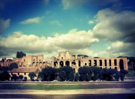 Circus Maximus by psioniks