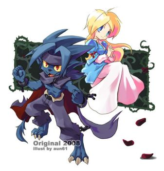 FT - Beauty and The Beast by aun61