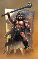 I am Hercules - COLORS by FableBound
