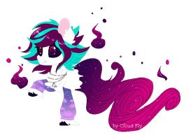 Pony Adopt [Auction] [Closed] by Cloud-Fly