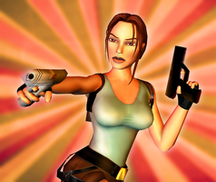 Tomb Raider: Angel of Classic by Ligufaca