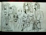 Osmosis Jones : Small sketch by JennIncane