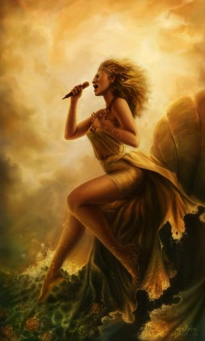 Pantheon of Rock: Aphrodite