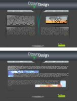 DizaynDesign Template by firatgursu