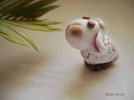 Fimo sheep by angelclub