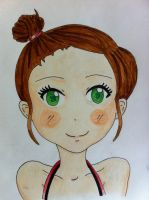 Another copic drawing.. by Jessie202