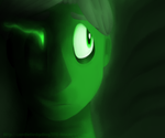 .:QuickDraw:. Green Monster by OmegaSam7890