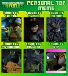 my tmnt personal top meme by aliciamartin851