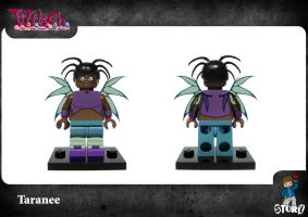 Taranee Witch by StoryLegos