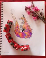 Fox Tribal by AnimoR812