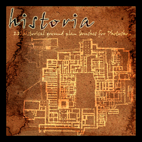 Historia - ground plan brushes by sleepwalkerfish