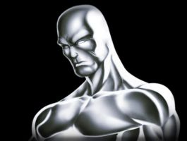 Silver Surfer by Matelandia